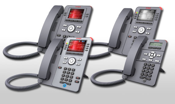 Avaya J100 Series Phones