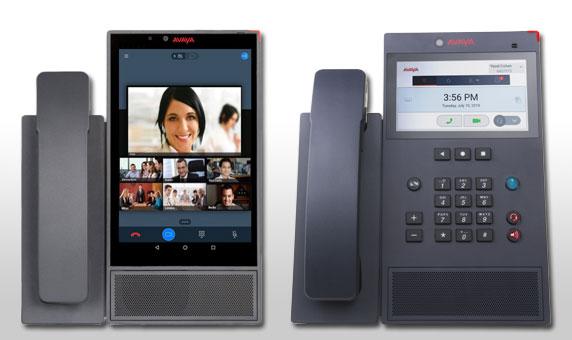Avaya Vantage Phones